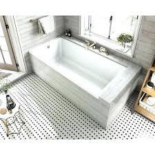 60x30 bathtub drop in bathtub x drop in bathtub x 60 x 30 cast iron alcove