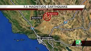 Major earthquake hits Southern ...