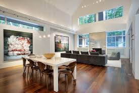 Decorating A New House Pleasant  New York Hill House Interior - Hill house interior