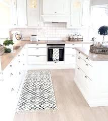 kitchen rugs and runners best stylish kitchens on kitchen area rug ideas notresw