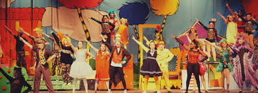 Character descriptions the cat in the hat is the essence of mischief, fun, and imagination. Seussical Jr Fayette Academy
