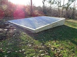 shed foundation ideas shed your house concept ideas with enticing gravel concrete shed diy