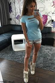 Женская футболка Iggy <b>BLUE</b>, цена 225 грн., купить в Киеве ...