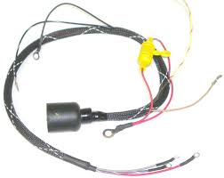 evinrude internal wiring harness iboats com johnson evinrude 413 1818 round plug internal engine harness cdi electronics