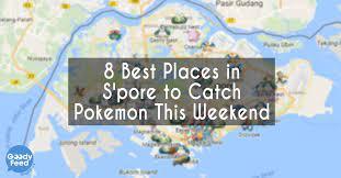play pokemon go in singapore