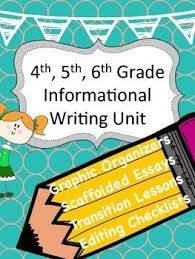 best informative essay ideas informational  informational writing unit scaffolded 5 paragraph essays