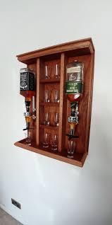bar alcohol dispenser whiskey bar wall