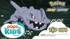 POPS Kids - Pokémon Tập 184: Trận chiến ở nhà thi đấu! Tuyệt kỹ Z và tiến  hóa Mega - Hoạt Hình S20 Sun And Moon 2021