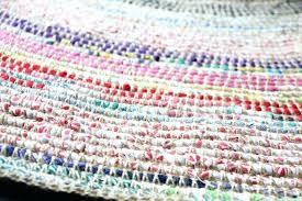 round crochet rag rug pattern free crochet rag rug crochet rag rug patterns free