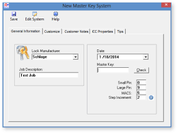 How To Recreate A Master Key System With Masterkeypro From