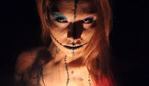 be a human pincushion for diy voodoo doll costume makeup ideas wonderhowto