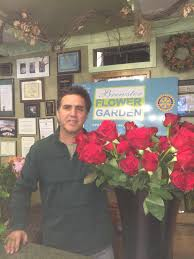 brewster flower garden. Mark Buzzetto, Owner Of Brewster Flower Garden, Expects To Sell About 4,000 Roses. Garden