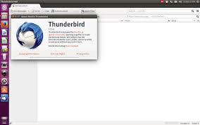 Hasil gambar untuk tentang thunderbird