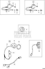 volvo penta exploded view schematic Trim Sender Wiring Diagram Volvo Penta Trim Sender Wiring-Diagram