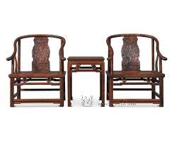 Chinese Moderne Stijl Royal Palissander Meubilair Woonkamer Stoelen