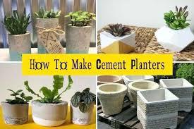 diy concrete pots how to make cement planters concrete planters diy concrete garden pots diy concrete pots