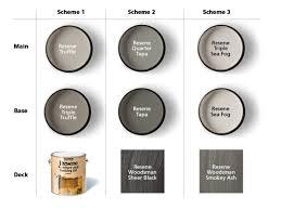Resene Exterior Colour Chart Exterior Colour Rescue Your Problems Solved Habitat By