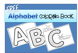 Free activities from letters and number org. Free Abc Coloring Sheets