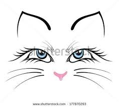 cat face drawing. Simple Cat Cat Face Drawing Free Vector For Free Download About 23  And Face Drawing