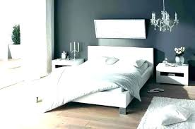 white contemporary bedroom sets – tilemart.co