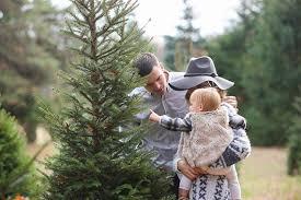 Petras Family U2013 Holiday Mini Session » Laura Marchbanks Christmas Tree Farm Family Photos