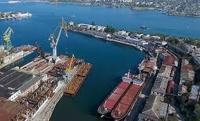 Установки пылеподавления введены в работу на терминале ВСК  Севастопольский морской завод перешел в федеральную собственность