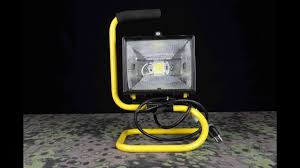 500w Halogen Work Light Bulbs Diy Halogen Work Light Led Conversion