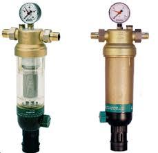 <b>Фильтры механической очистки Honeywell</b>.