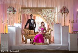floral sweetheart stage in rockleigh nj indian wedding by jay seth Wedding Backdrops Nj floral sweetheart stage in rockleigh nj indian wedding by jay seth photography wedding backdrops ideas
