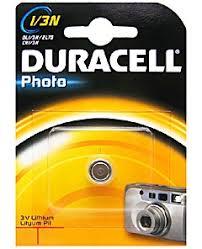 <b>Батарейка</b> 1/3N <b>Duracell</b> Photo DL1/3N/2L76/<b>CR1</b>/<b>3N</b> литиевая 3V ...