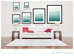 large wall art above sofa vertical
