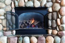 convert fireplace to gas converting gas log fireplace back to wood burning