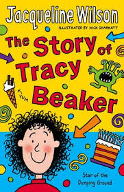 Perhaps this is because it was made into a tv movie/programme with that woman from 4 weddings as a child i loved reading jacqueline wilson books in particular tracy beaker which had been a personal favourite of mine. The Story Of Tracy Beaker Booktrust