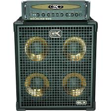 Gallien-Krueger Goldline 500 Bass Head and 4x10 Bass Cabinet ...
