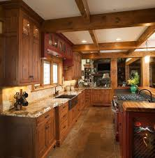 10 creative knotty alder kitchen cabinets trend