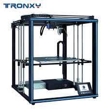 2020 <b>Tronxy X5SA</b> 3D Printer <b>Large</b> Print <b>Size</b> FDM 3D Printer ...