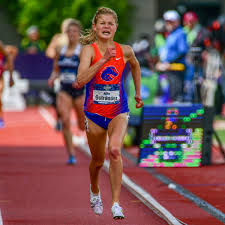 Allie Ostrander turns pro, ending prolific Boise State running ...