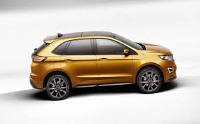 new car release dates 20162016 Ford Edge Review Price Release date 060 Specs