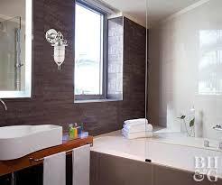 modern bathrooms ideas. Neutral Modern Bath With Organically Shaped Sink Basin Bathrooms Ideas