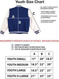 Varsity Jacket Size Chart Personalized Kids Varsity Jacket Custom Letterman Jacket Toddler Varsity Jacket Monogrammed Jacket Spring Jacket Keepsake Baby Gift