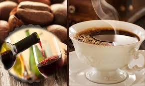 Resultado de imagem para CAFÉ: O PRÓXIMO VINHO TINTO.