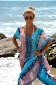 Plus Size Kaftans And Cover Ups For The Beach