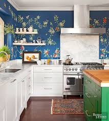 kitchen wallpaper ideas and get inspired to decorete your kitchen with smart decor 3
