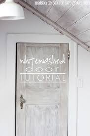 whitewash furniture diy. how to whitewash a door bring texture and beauty with this stepby furniture diy