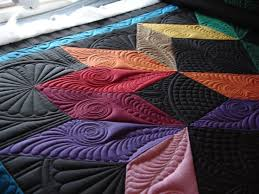 33 best Machine Quilting - Wedges, Diamonds images on Pinterest ... & don't know who to credit for this beautiful quilting! Adamdwight.com