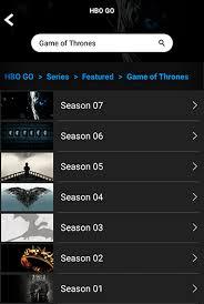 watch game of thrones offline