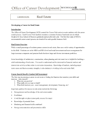 Real Estate Resume Templates Free Best of Ross School Of Business Resume Template New Ross School Business