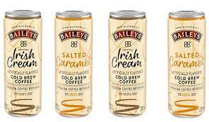Iced coffee with baileys and kahlua berly's kitchen. Bailey S Unveils Cold Brew Cans In Two Flavors