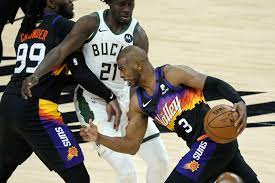 Paul carries Suns past Giannis, Bucks ...