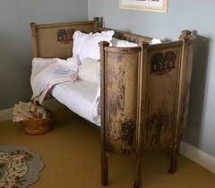 love this project the bed antique bed